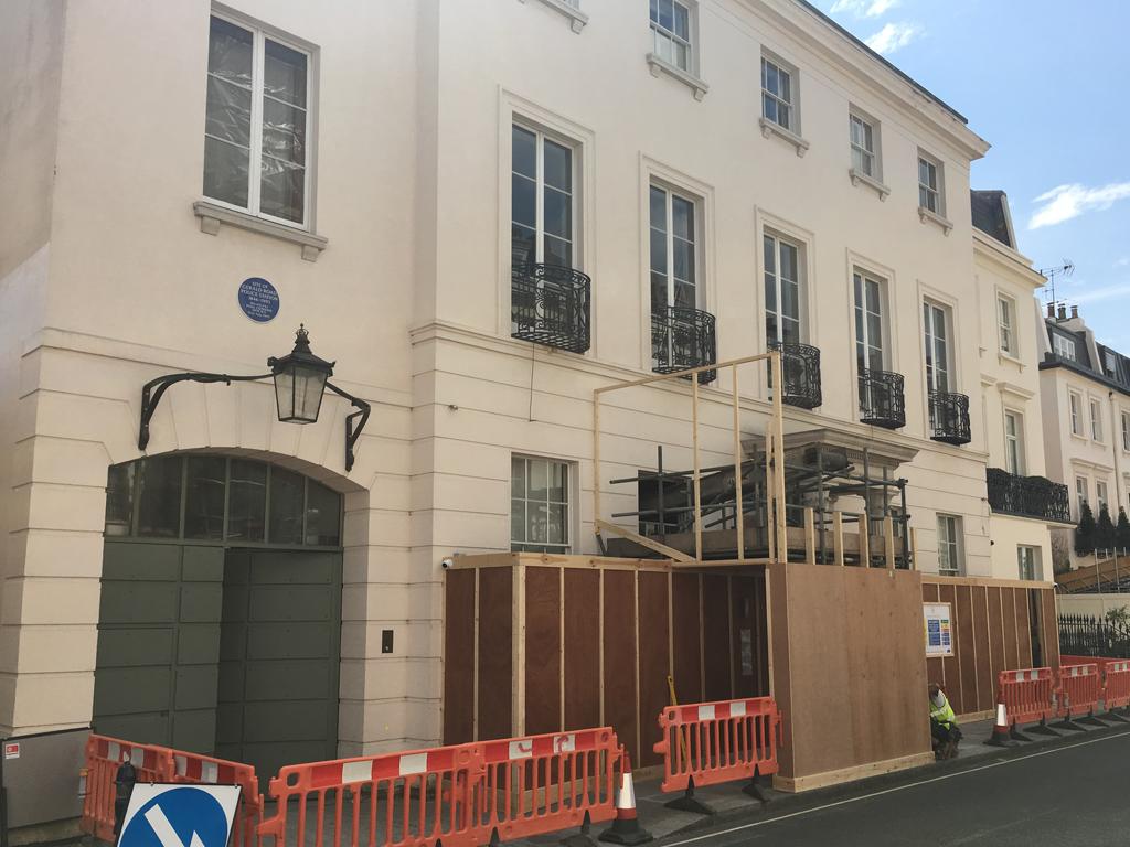 Private Residence In Belgravia | Savile Brown