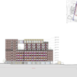 The Collective Harrow Palmerston Road Site Drawing | Savile Brown
