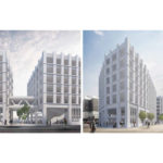London Borough Of Hackney Hotel Scheme CGI Exteriors | Savile Brown